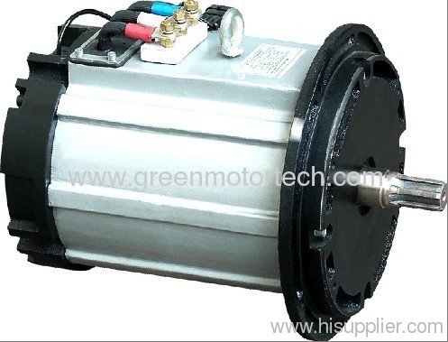 Electric vehicle ac induction manufacturer from china for Electric car motor manufacturers