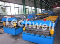 Wuxi Techwell Roll Forming Machine Co.,Ltd