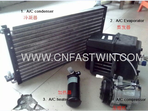 Car Air Condition System for Suzuki Changhe 1012