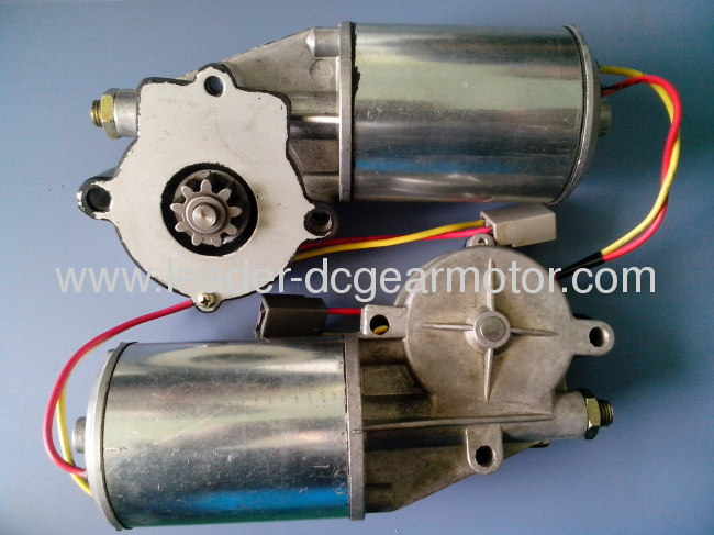 Power Window Motor Torque From China Manufacturer Ningbo Leader Electrical Co Ltd