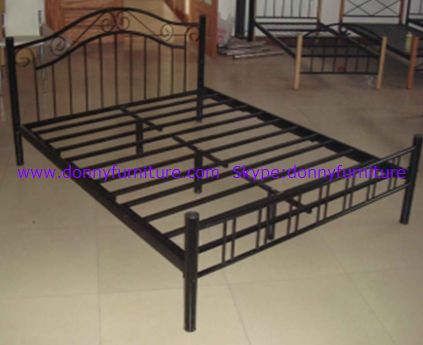 Classic Design Metal Double Bed from China manufacturer   Donny Furniture  Co  LTD. Classic Design Metal Double Bed from China manufacturer   Donny