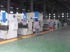 cnc control hydraulic Plegadora