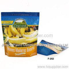 zipper fruit bag