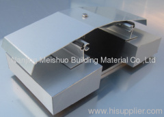 roof metal expansion joint system