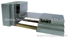 exterial wall expansion joint cover