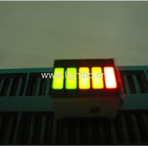 5-Segment Multi-colour LED Light Bar