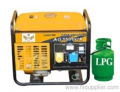 6KW LPG Generator Set