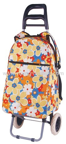 Hot Sale Portable Folding Trolley bag