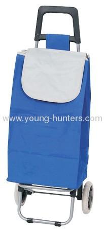 plastic handle trolley bag