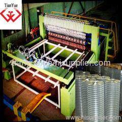 wire network welding machine