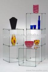 acrylic craft display showcase