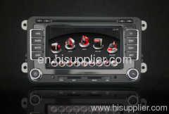 VW Tiguan Navigation DVD
