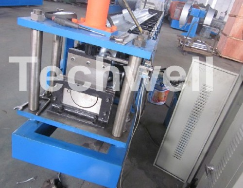 gutter machine,gutter roll forming machine,k gutter machine,half