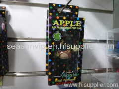 apple haning real perfume air freshener