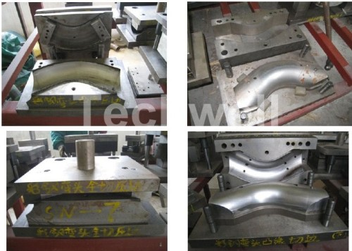 Elbow Molding Machine Downspout Elbow Mould Elbow Making