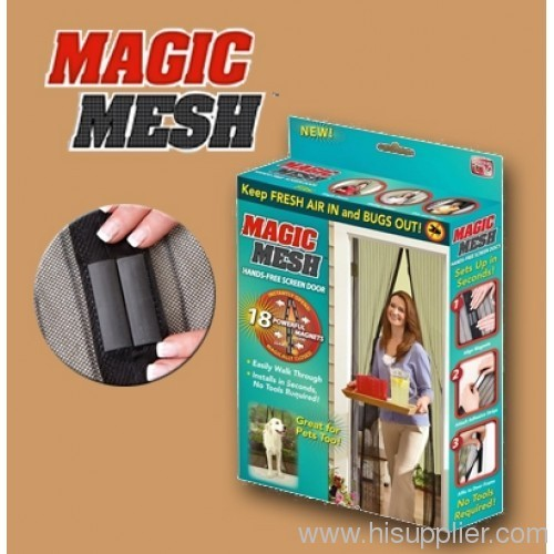 Magic Mesh Seen Tv