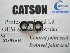 central joint seal swinvel joint seal oil seal 25*42*10