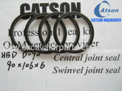 seal central joint seal swinvel joint seal HBD 90 D-90