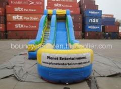 17' Tropical Slide,adult water slides