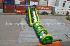 inflatable water slides jungle slide for adults