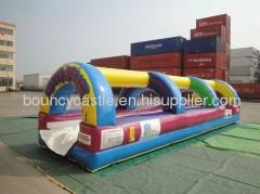 commercial inflatable water slide wild splash