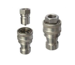 High Quality Stainless Steel Hydraulic Quick Coupler