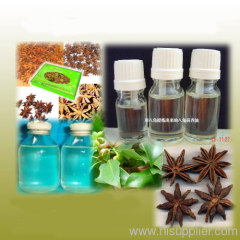 Illicium verum Seed Steam Distilled Star Anise Oil 85%