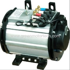 China Electric Vehicle Motor Manufacturer Green Motor
