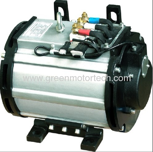 Brushless Electric Forklift Traction Ac Motor From China