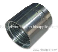 Ferrules/ hydraulic hose fittings