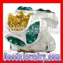 Genuine european Swarovski Crystal Bead