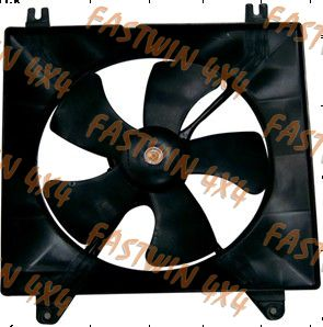 Chinese auto part cooling fan