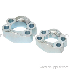 Flange fittings/hydraulic hose fittings