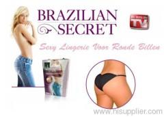 Brazilian Secret, lenjerie pentru un posterior senzual