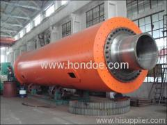 Superfine layer autogenous mill / ball mill