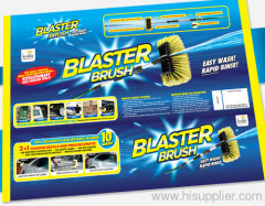 BLASTER BRUSH AS SEEN ON TV