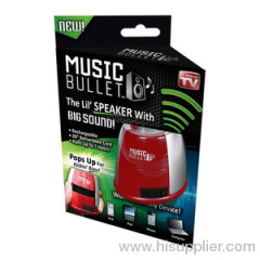 Musica Bullet come visto in tv