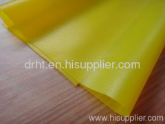 Anti-ultraviolet yellow pvb film for architectural and automotive