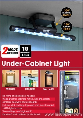 UNDER-CABINET LIGHT as seen on tv