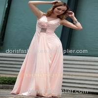 new design homecoming dress pink color 2014