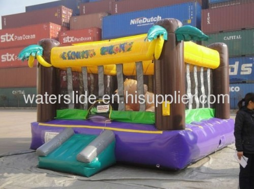commerical bounce house