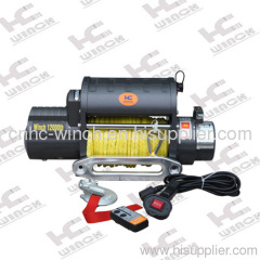 waterproof winch