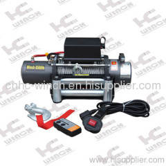 winch for car