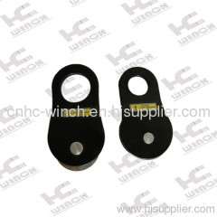 10T pulley block winch accessories