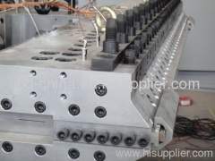 PVC free foam sheet production line