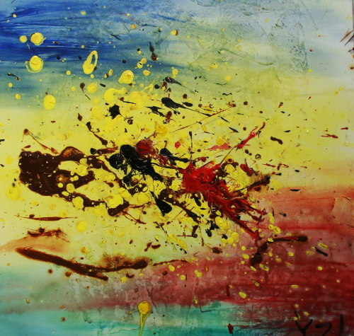 Canvas Wall Art Abstract Paintings