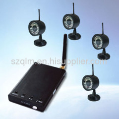 digital wireless cameras and receiver