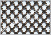 decorative metal wire mesh as screen