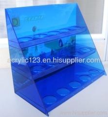 showcase acrylic display counter