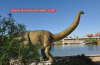 Mechanical Life Size Dinosaurs for Apatosaurus